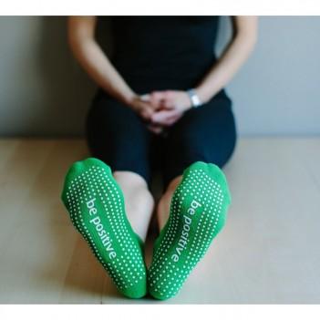 Be Positive Grip Socks