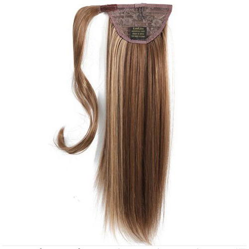 pony real hair extension 18 clip retail therapy dxb