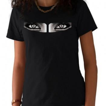 Niqab Lady T-shirt