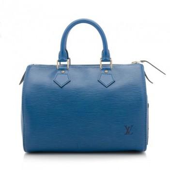 Louis Vuitton Epi Speedy Satchel