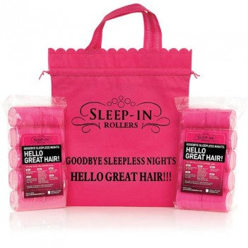 Sleep-In Rollers Hair Styling Rollers