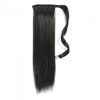 Pony Tail Hair Extension- Jet Black