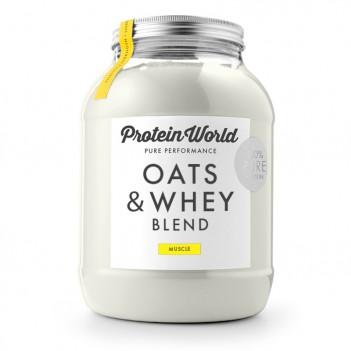 Oats & Whey Breakfast
