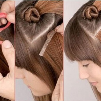 Super Tape in Skin Weft Human Hair Extensions- Chestnut Brown